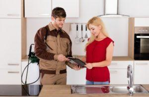 How to choose pest control service London