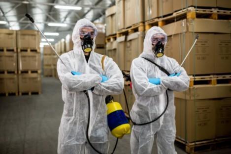 Pest control services London