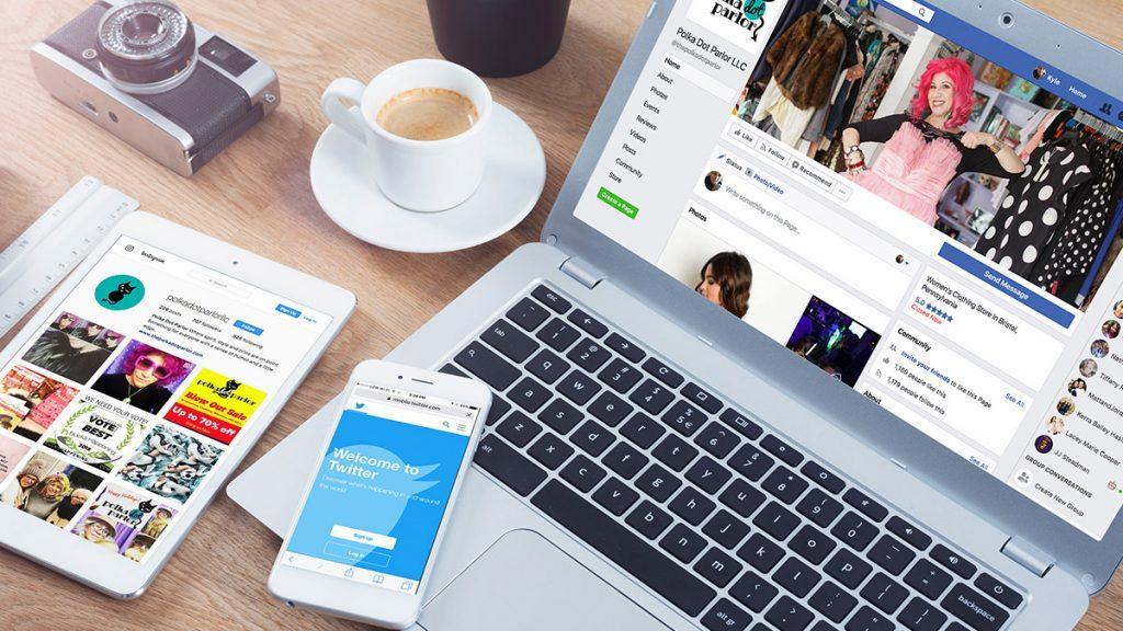 Create Tailored Social Media Accounts