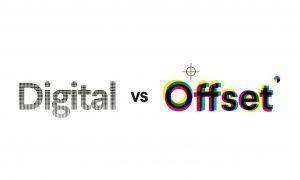 Offset v Digital Printing