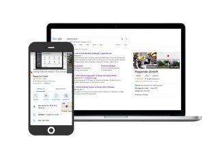 Set up an appealing Google Business Profile
