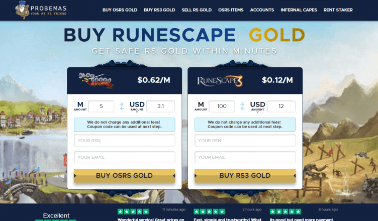 How To Find The Best RuneScape Gold Site